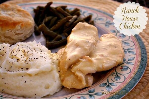 Recipe crock pot chicken breasts easy
