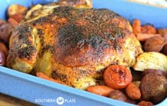 butter roasted chicken