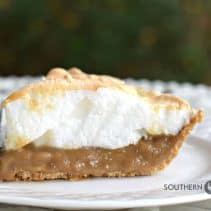 Coffee Cream Pie - Tastes like coffee smells!