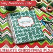 the ultimate christmas planner lights