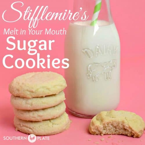 Stifflemire's Melt In Your Mouth Cookies s