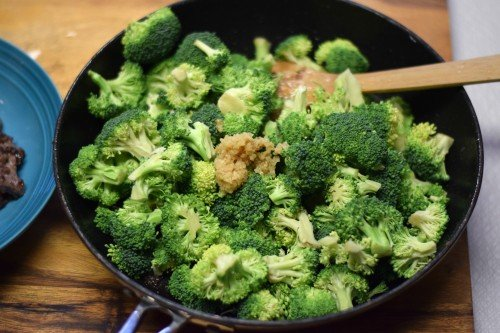 Southern Plate's Beef and Broccoli