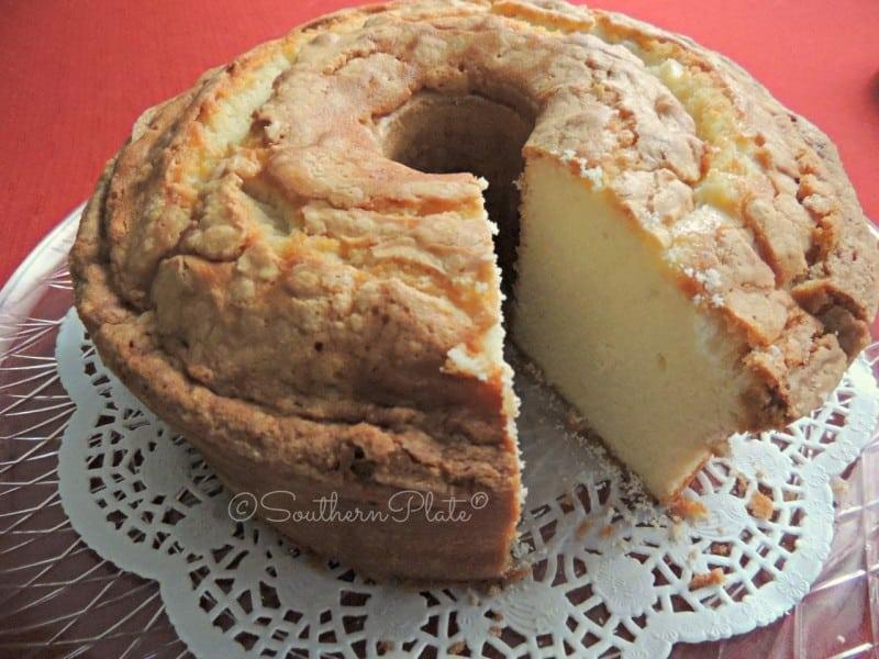 Aunt Sue S Famous Pound Cake