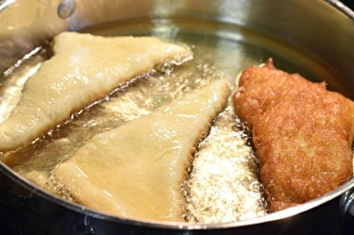 Sopapillas - a super easy recipe for last minute cravings!