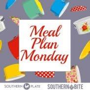 Meal Plan Monday #5