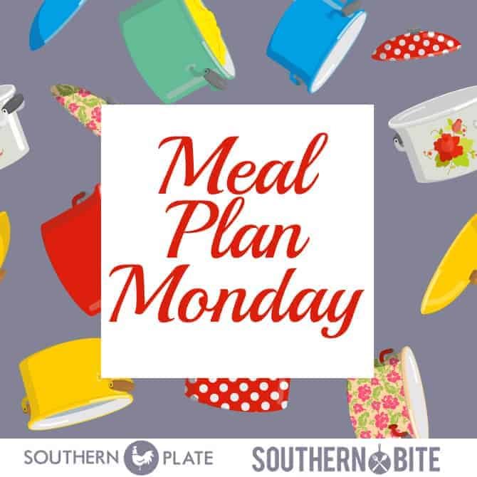 Meal Plan Monday Linkup! TONS of recipes to inspire you!