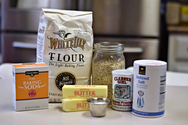 Hearty Oat Baking Mix from SouthernPlate