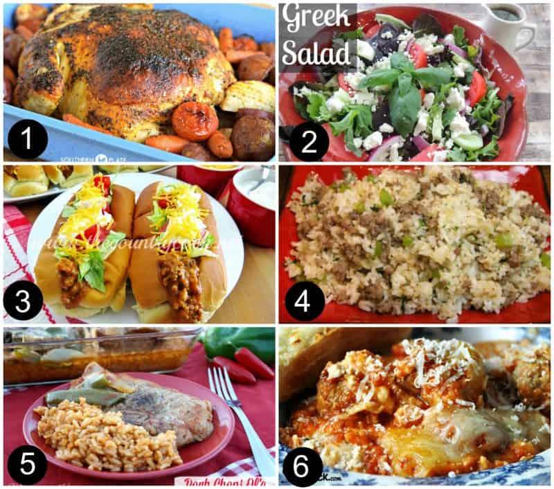 meal plan monday 1