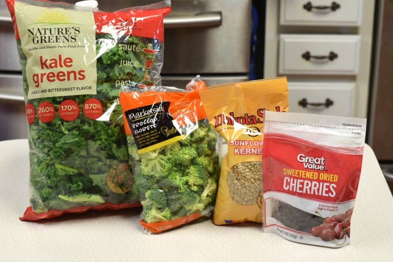 Super Food Salad - my copycat version of Chick-Fil-A's delicious new side dish!