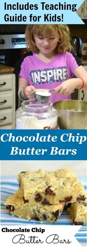 Butter Bars & Teaching Guide