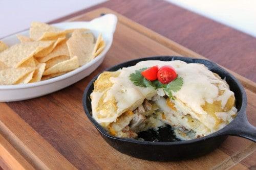 Salsa-Verde-Layered-Chicken-Enchiladas-Recipe