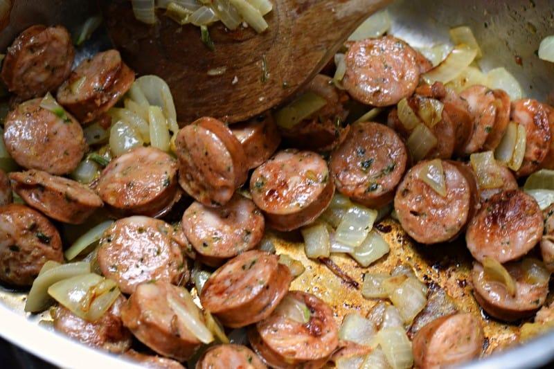 Flavor POP Italian Sausage Soup