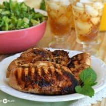 Asian Sesame Marinated Chicken
