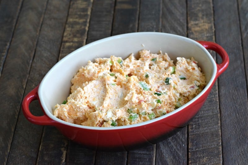 Good N Melty Pimento Cheese Dip