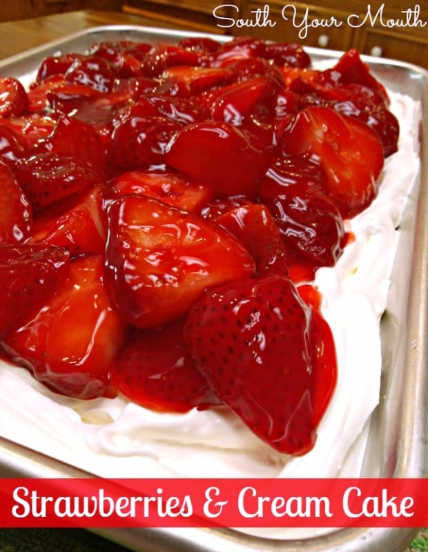 Favorite Seasonal Strawberry Recipes