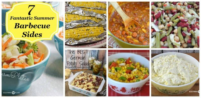 *The Fantastic 7* Summer Barbecue Sides!