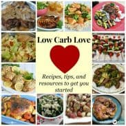 Low Carb (Ketogenic) Southern Plate Recipes – and my results so far!