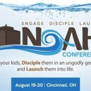 The Noah Conference – Plus *Family Pass Giveaway*