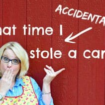 accidental grand theft auto