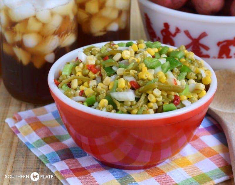vegetable salad 2