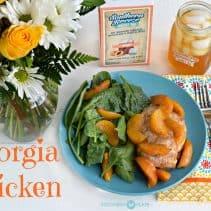 Georgia Chicken Beauty