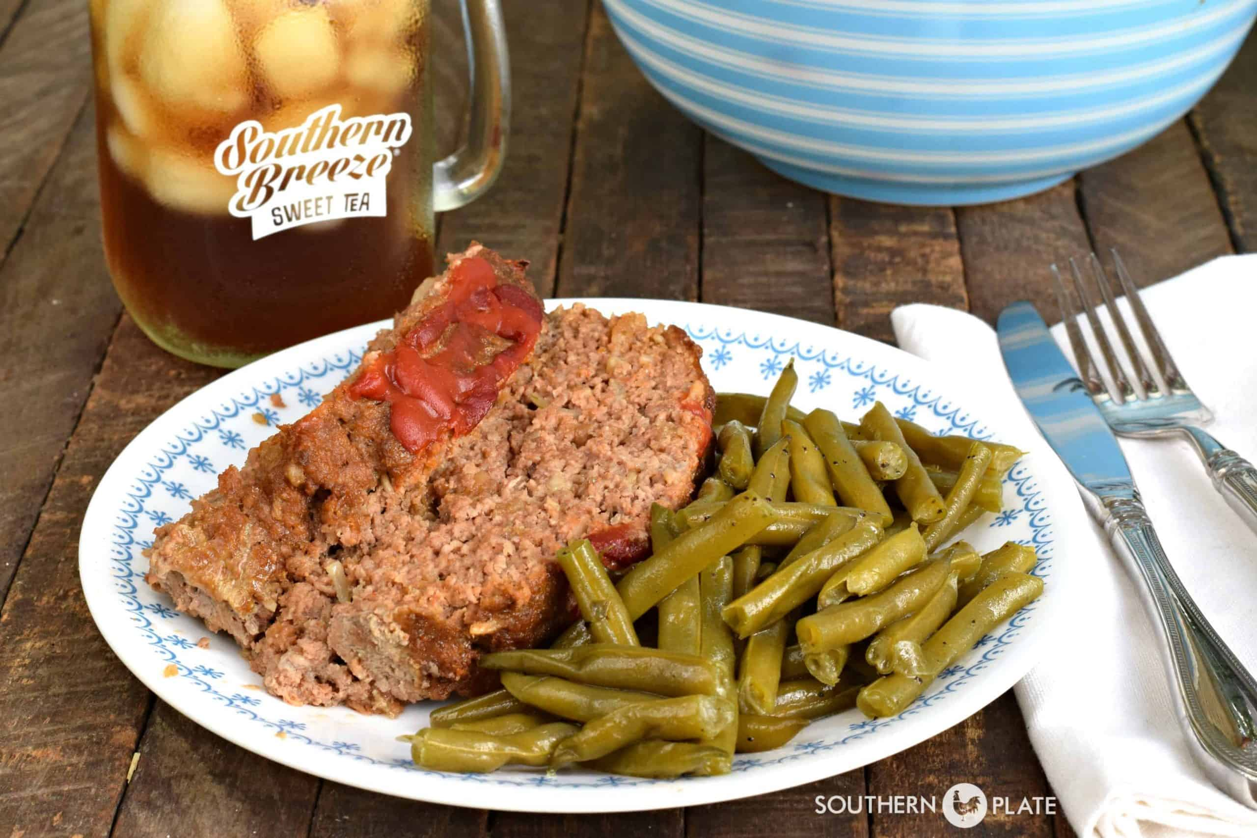 Low Carb Meatloaf To Die For Southern Plate