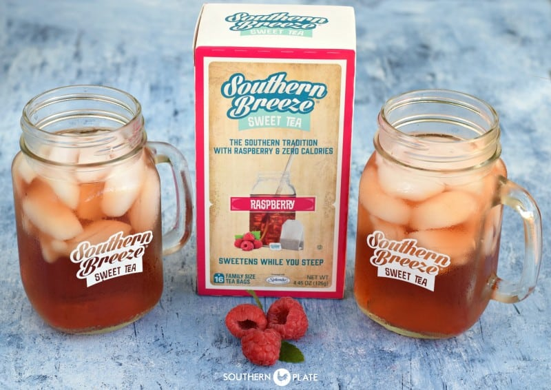 raspberry tea