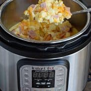 Ham, Egg, and Cheese Casserole (Instant Pot or Oven!)