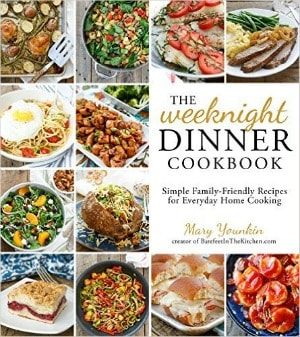 weeknight dinner Cookbook