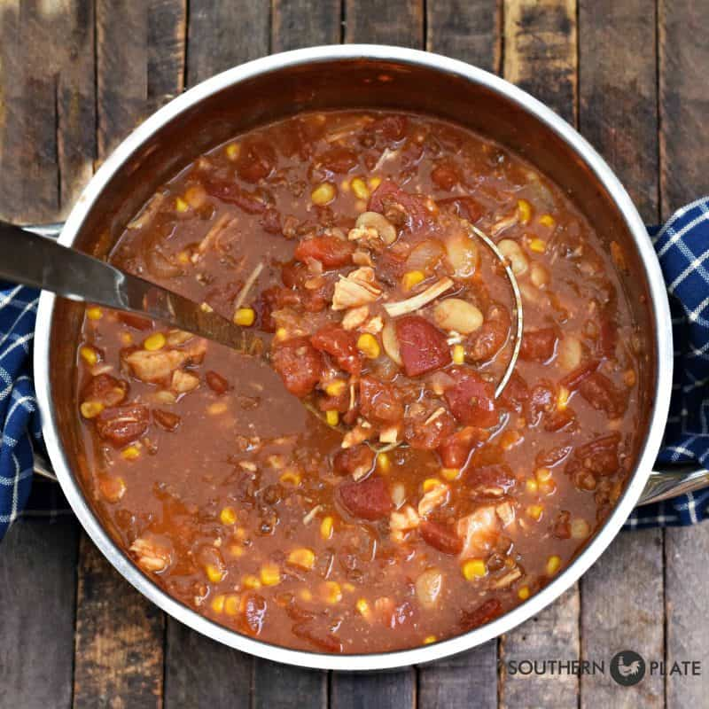 Famous Alabama Camp Stew