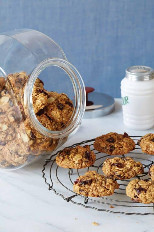 Chewy Cranberry Zingers
