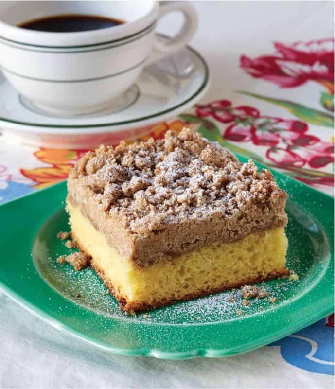 Christy Jordan's Lotsa Crumb Cake