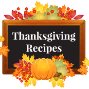 Simple List of Thanksgiving Recipes
