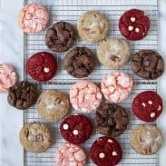 Busy Week Cake Mix Cookies