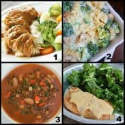 Meal Plan Monday #43 – More Suppers With Your Family This Year!