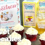Red Velvet Cupcakes – And A Sweet Pairing for Valentine's Day!