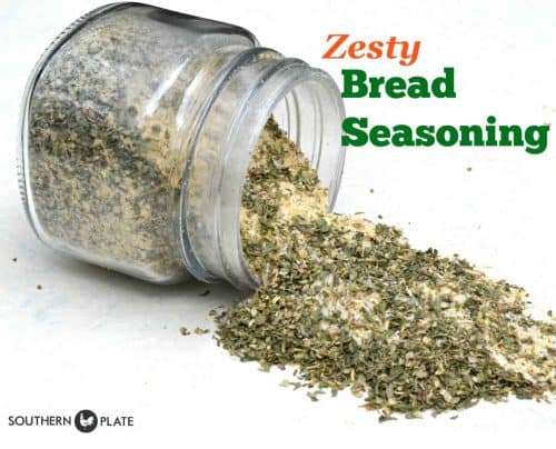 Zesty Bread Seasoning