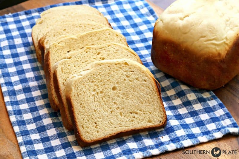 Soft Sandwich Style Hawaiian Bread