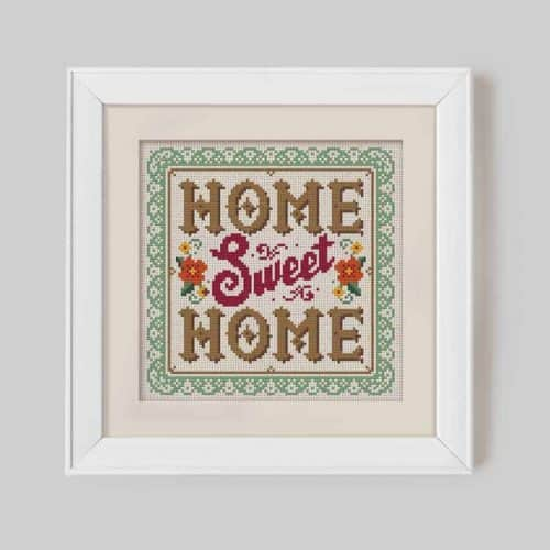 Home Sweet Home Stitch-A-Long!