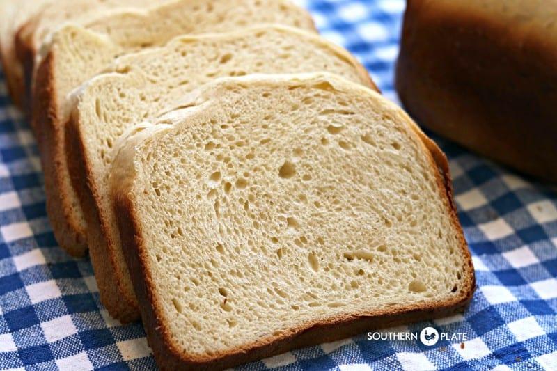 Soft Hawaiian Sandwich Bread