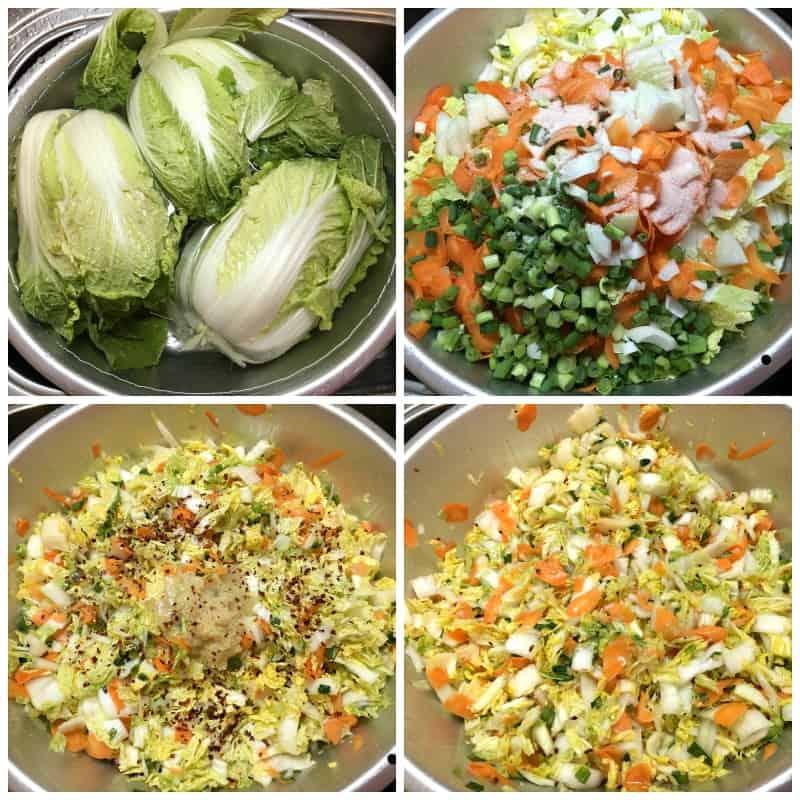 big batch kimchi