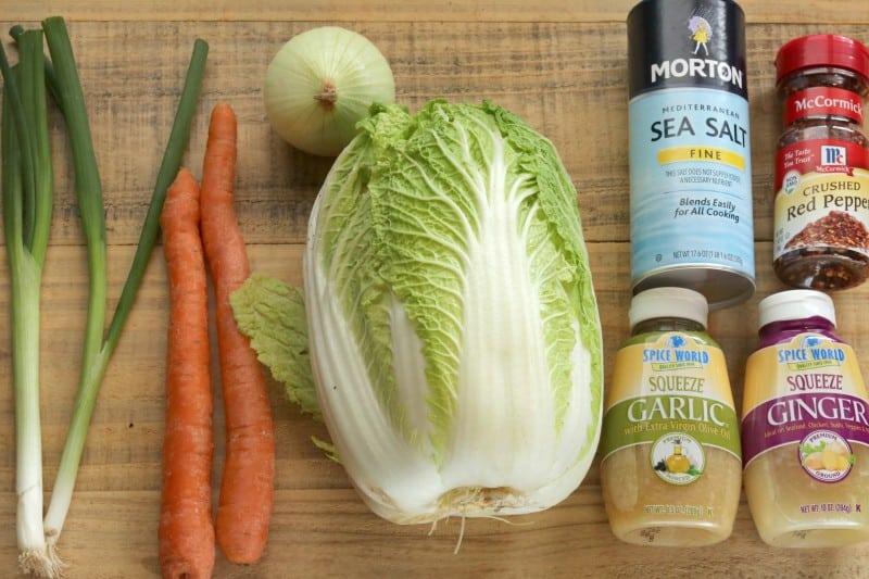 kimchi ingredients 2