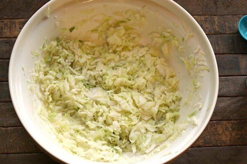 sauerkraut after sitting