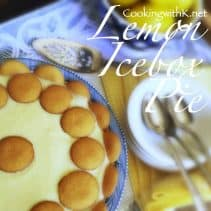 Lemon Icebox Pie CU 11