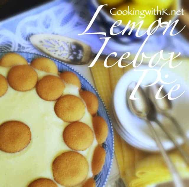 Lemon Icebox Pie CU 11