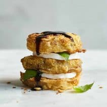 2Oven Fried Green Tomato Caprese_1