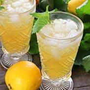 Vintage Iced Tea Punch