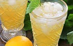 iced tea punch glasses Jewel Tea