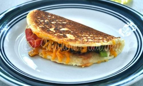 omelet cb