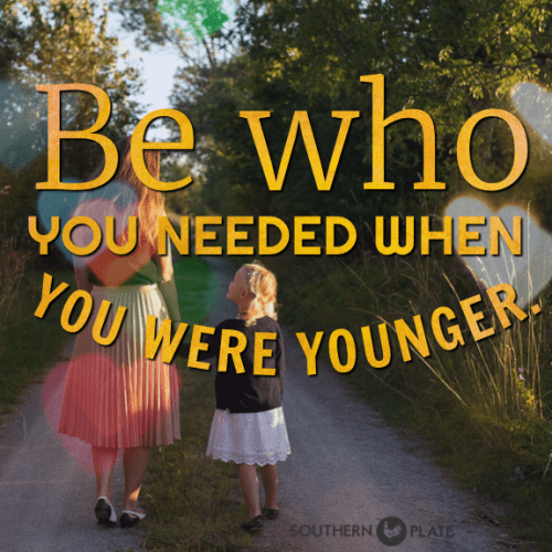 Be Who